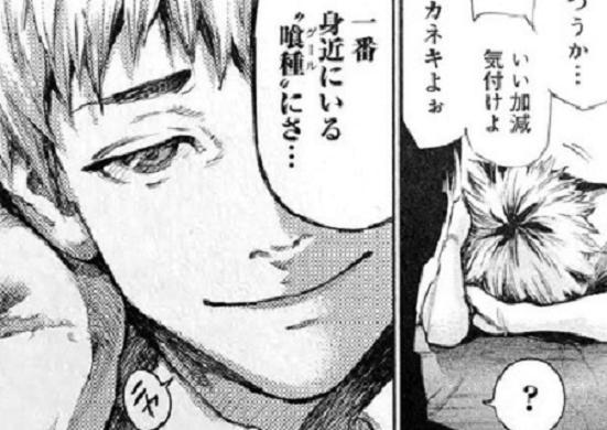 「東京喰種:re ヒデ」の画像検索結果
