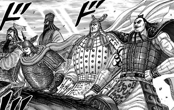 キングダム考察|史実に実在した王騎と王齕(おうこつ)は同一人物の可能性あり?作中でもそれぞれの功績が混同!