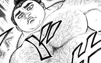 バキ道ネタバレ20話(確定情報)|大関の肩甲骨を掴む!スクネが強すぎる!
