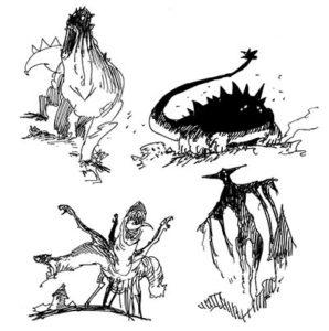 七つの大罪ネタバレ316話展開予想|バンが神器でインデュラ幼体を狩る!