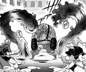 ブラッククローバー考察|ラデス・スピーリト屍霊魔法!NO.3デイヴィッド!
