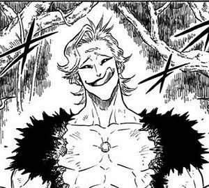 ブラッククローバー11巻|ダイヤモンド王国魔法戦士ラドロス