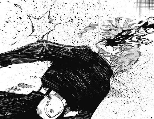 呪術廻戦125話 釘崎野薔薇が自分の頭を潰す