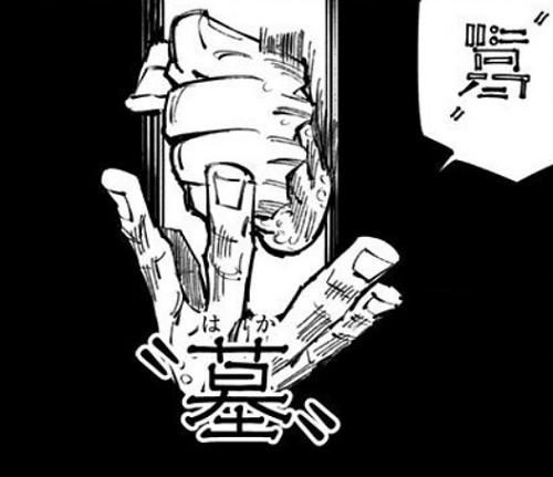 呪術廻戦12巻 特級特定疾病呪霊・疱瘡神の領域展開